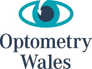 Optometry Wales logo
